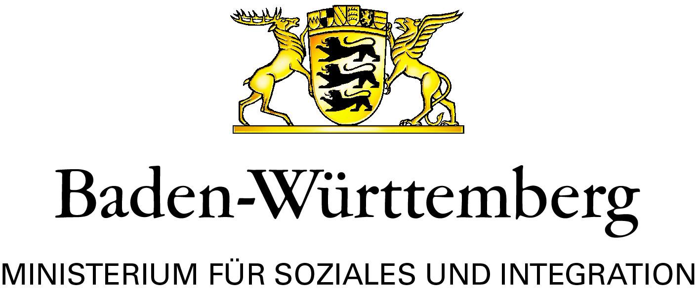 Logo Ministerium für Soziales und Integration Baden-Württemberg