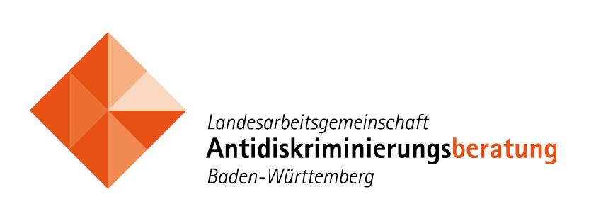 Logo LAG Antidiskriminierungsberatung BW